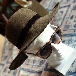 Scala Women's 100% Wool Felt Hat